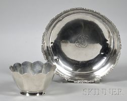 Two Tiffany Sterling Silver Bowls